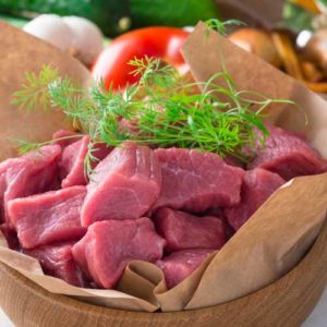 Veal-Stewing